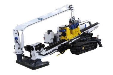 500 KN 194KW Horizontal Directional Drilling Rigs 50 T Hdd Machine High Performance